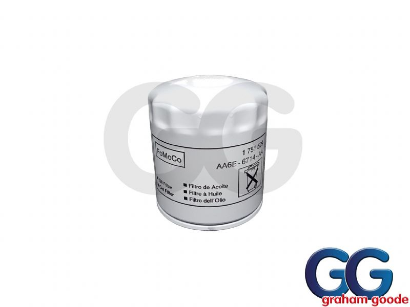 Genuine Ford Oil Filter | Ford Focus ST 250
